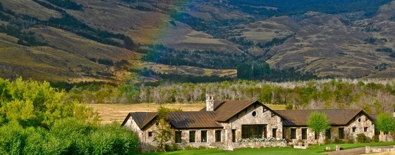 Lodge at Future Patagonia National Park - Image CP
